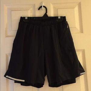 Lululemon men's surge shorts